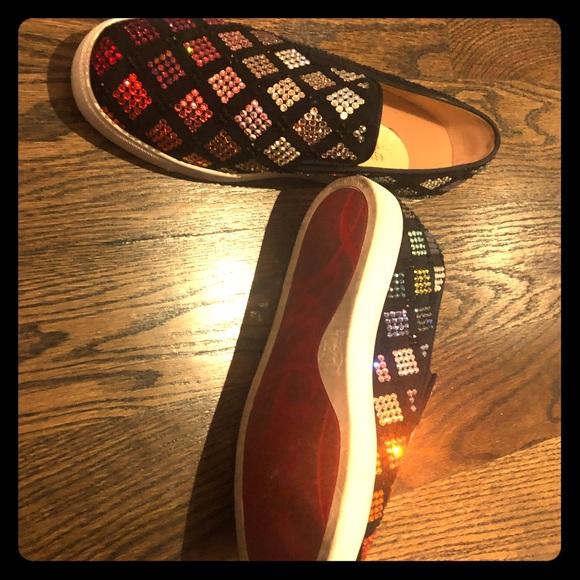Christian Louboutin Shoes - Christian Laboutin sneakers